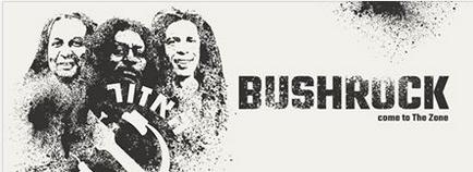 Join BUSHROCK @ The Zone 9-10.6.15